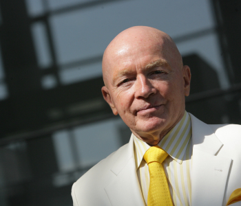 Dr. Mark Mobius