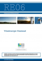 reconcept RE06 Windenergie Finnland